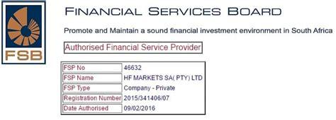 Mahala loyalty program (pty) ltd. HotForex activates South Africa FSB license, opens Johannesburg office