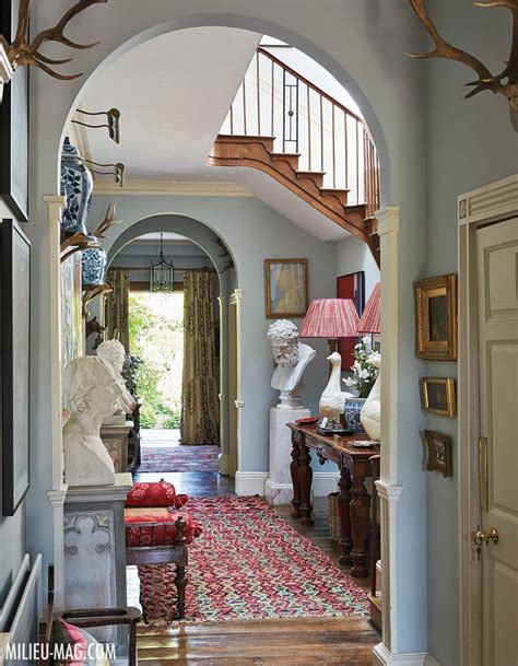 Inside Issue Decor by Inside Morrison S 18th Century Country Home