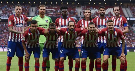 Picking the Best Potential Atletico Madrid Lineup to Face ...