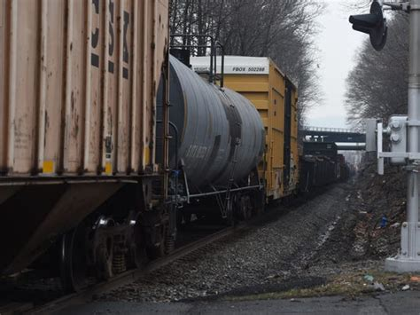 Csx Freight Train Derailment Cleanup Continues Today