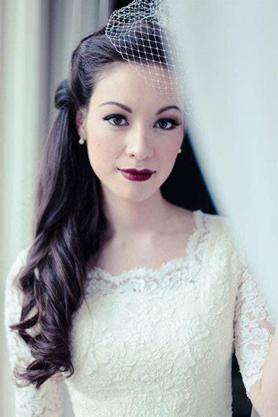 inspiring winter wedding makeup  ideas  modern fashion blog