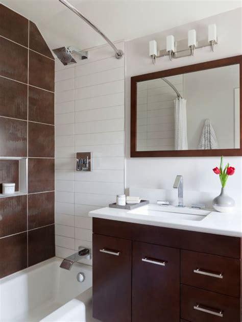 Badezimmer Modern Klein by Small Modern Bathroom Houzz