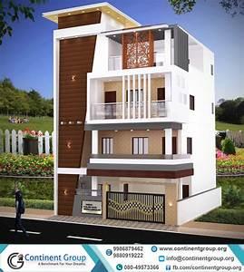 Home, Design, Valuation, 2, Floor, Latest, Modern, House