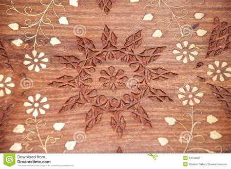moroccan pattern  household items stock photo image