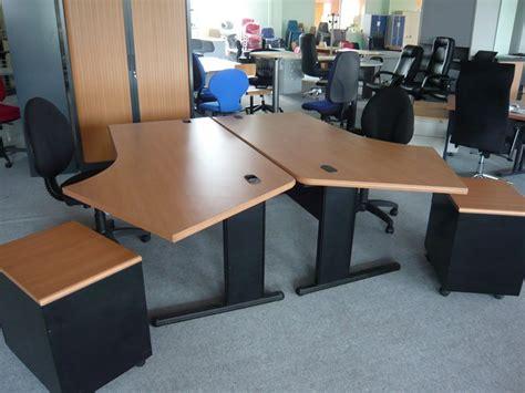 bureau occasion occasion mobiliers de bureau bureau angle déporté d 39 occasion