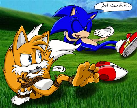 ...not Now, Tails. By Shadz-the-fox On Deviantart