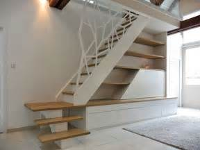 Escalier Escamotable Aluminium 3 Pans Coulissantes best 25 escalier tournant ideas on pinterest garde