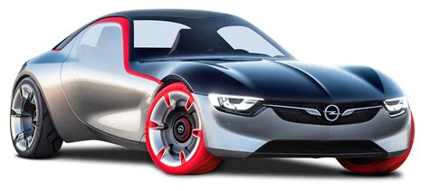 Opel Gt Concept Car Png Image Pngpix