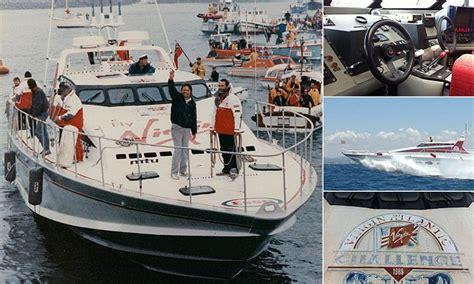 richard bransons boat virgin atlantic challenger ii sold