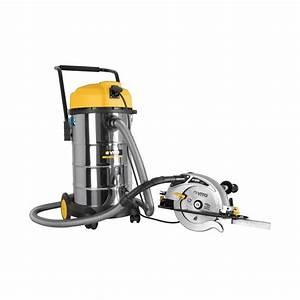 Aspirateur D Atelier : aspirateur d 39 atelier eau poussi res 1200w cuve inox 40l ~ Edinachiropracticcenter.com Idées de Décoration