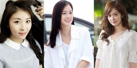 ha ji won sederetan artis cantik korea  dikutuk