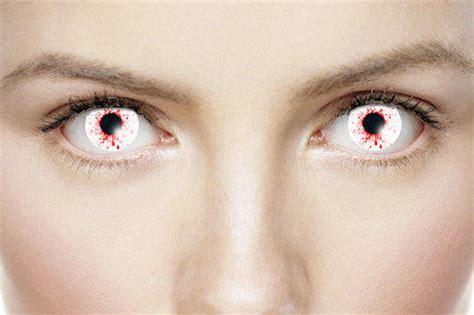 Halloween Contacts Non Prescription Zombie by Zombie Contact Lenses Halloween Crazy Lenses Good