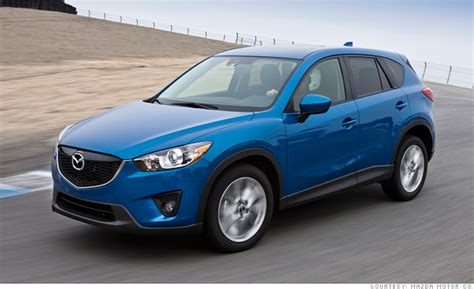 Most Reliable Suv Last 10 Years by Small Suv Mazda Cx5 Consumer Reports Names Most