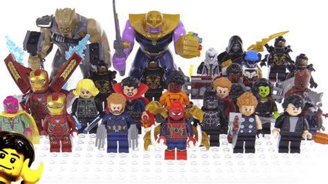 avengers infinity war lego sets  buy den  geek