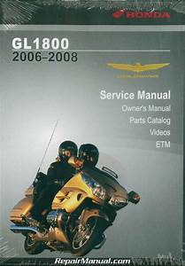 2006 Honda Goldwing Gl1800 Manual Pdf