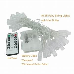 Vista Led Outdoor Lighting Shop For Fairy String Lights Battery Operated Remote