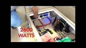 Wetsounds Marine Audio In A Pontoon Boat