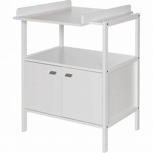 Table A Langer Blanche : table langer selma blanche de geuther chez naturab b ~ Teatrodelosmanantiales.com Idées de Décoration