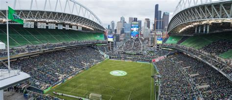 seattle sounders fc   year anniversary seattle