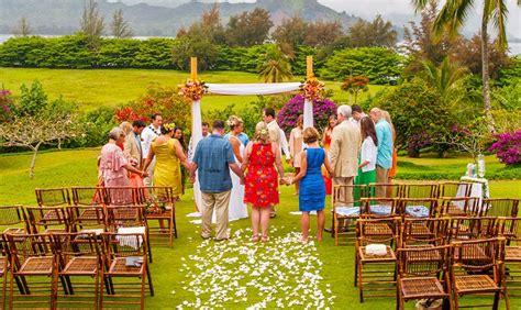 weddings hanalei bay resort
