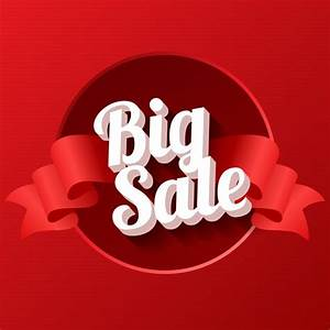 Vector big sale discount free vector download (2,635 Free ...