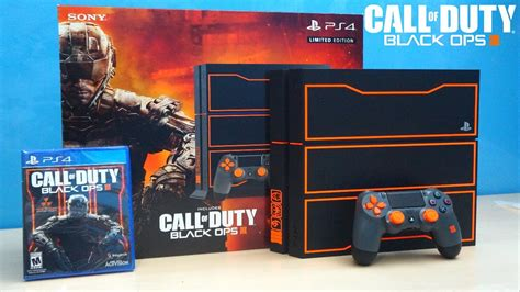 call  duty black ops  ps limited edition bundle
