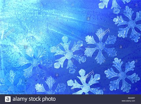 surface blue back light water drops windows slice stock royalty free