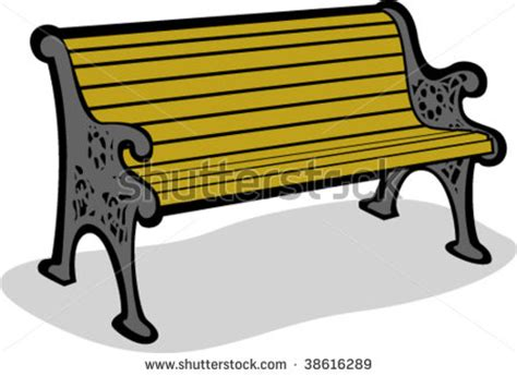 Bench Clipart Park Bench Clipart Black And White Clipart Panda Free