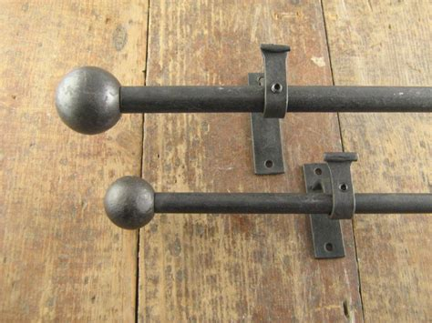 black wrought iron curtain rods curtains