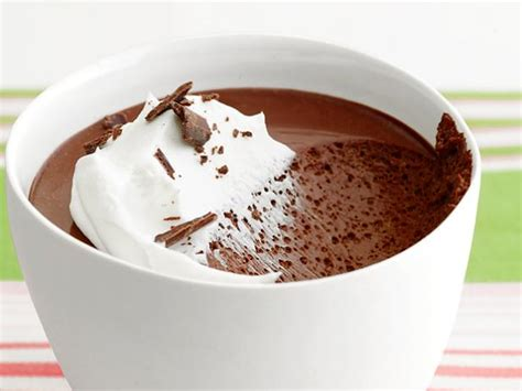 chocolate pots de creme recipe food network kitchen food network
