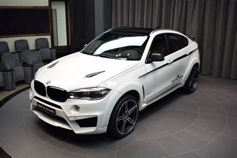 Bmw X6 Picture by Widebody Bmw X6 Xdrive50i By Ac Schnitzer Is An Attention