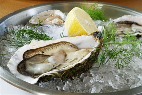 cuisiner les huitres le temps des huîtres la cuisine