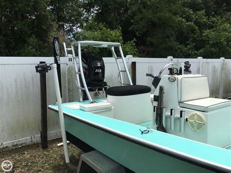 Used Flats Boats For Sale In Fl by 2013 Used Dorado 17 Custom Flats Fishing Boat For Sale