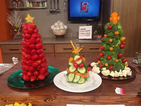D Fruit & Veggie Holiday Décor On Indy Style-the