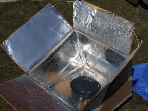 Box Solar Cooker Designs
