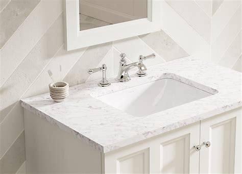Kohler Caxton Sink Rectangular by New Products Kohler