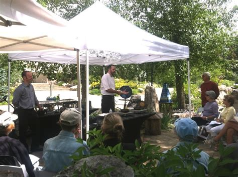 the patio westhton restaurant week chef s in the garden with chef weston schroeder of the