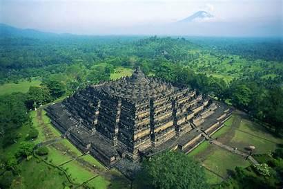 Borobudur Indonesia Temple Java Travel Asia