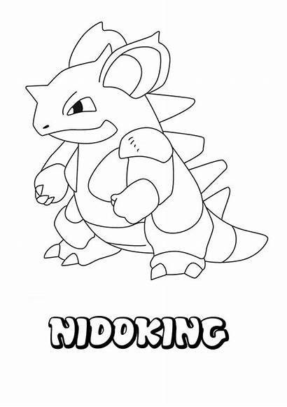 Pokemon Coloring Pages Characters