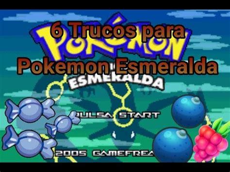 cheat  pokemon esmeralda android doovi