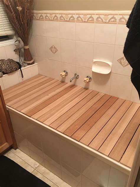 home made tub cover pin by kris keller williams preferred realty on