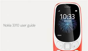 Nokia 3310 Manual Tutorial Tips And Tricks
