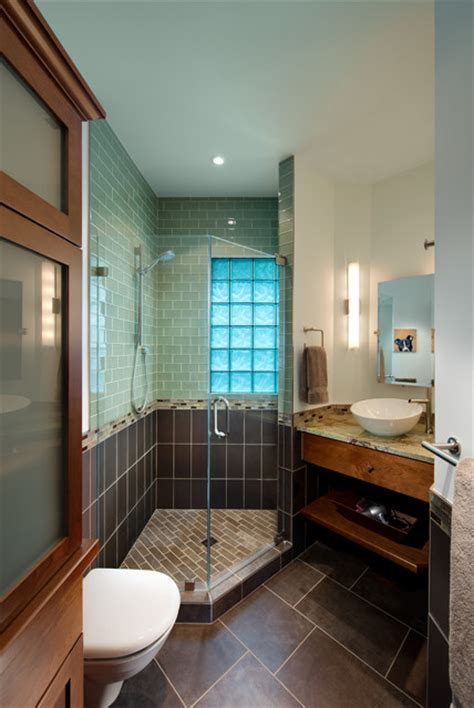 Bungalow Update   Arts & Crafts   Bathroom   DC Metro   by