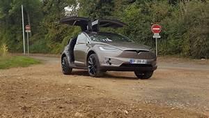Tesla Porte Papillon : les portes falcon du tesla model x gadget inutile ou r elle innovation ~ Nature-et-papiers.com Idées de Décoration