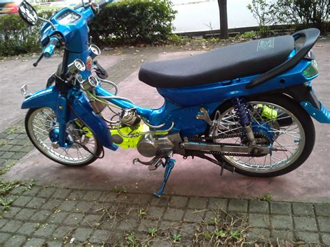 Gambar Motor Grand Astrea Ceper by Gambar Modifikasi Motor Astrea Prima Modifikasi Yamah Nmax