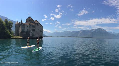 chambre d hote de charme suisse weekend de stand up paddle en sur les
