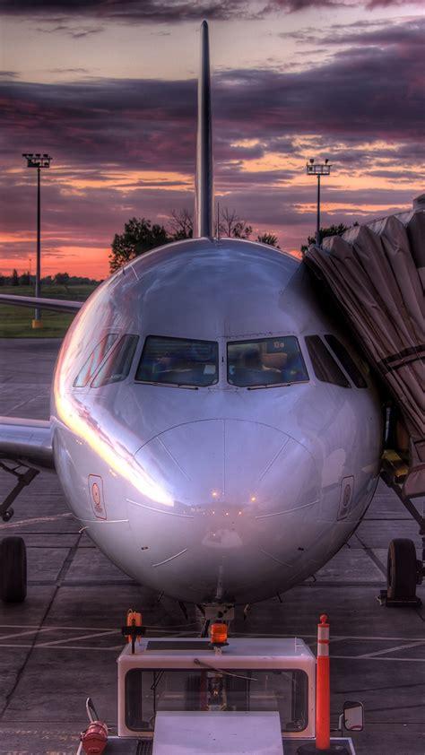 Airplane Iphone Wallpaper Download Free Pixelstalknet