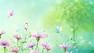 Springtime Wallpaper Images - WallpaperSafari