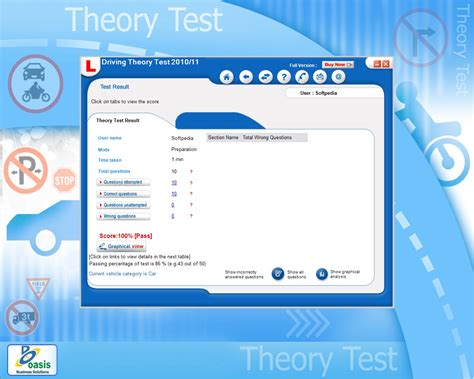 Download Driving Theory Test Software 3.1.0.0