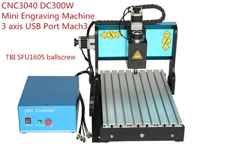 usb port 300w 4axis cnc router engraving machine 3040 mach3 woodworking engraver milling